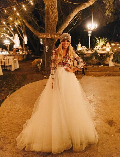 Abito da sposa non tradizionale? Ecco 10 modelli!
