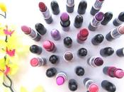 Cosmetics Lipsticks Collection