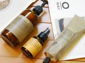 Oway Moisturizing hair bath mask glossy nectar Haircare review
