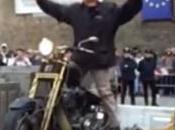 Sequestrata moto Beppe Maniglia.