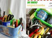 Come ri-organizzato ferramenta tavolo