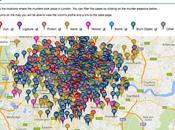 Murder Map: muore Londra, come colpa