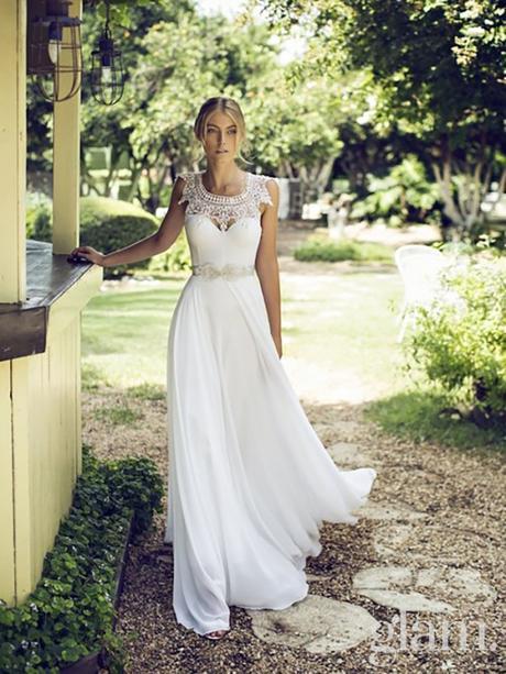 Exceptionnel Abiti da sposa alternativi: 7 proposte per stupire gli invitati e  AZ73
