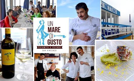 Blogtour un mare di gusto la cucina dello chef nicola - Bagno nettuno san vincenzo ...