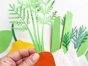 Paper Veggies