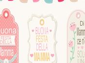 Festa della Mamma printables scaricare