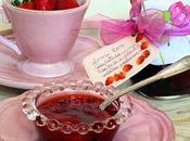 Confettura fragole Candonga frutti della passione metodo Ferber