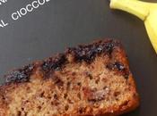 Banana Bread cioccolato.