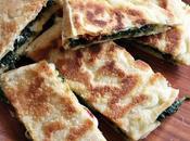 Giro Mondo Gözleme (Pane Turco ripieno Turkish Flat Bread)