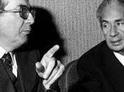 Roma Palermo, maggio 1978: statista democristiano giovane siciliano