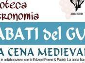 "Presentazione ""Mangiare nelle taverne medievali"" cena medievale Bolsena"