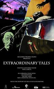 EXTRAORDINARY TALES - PHANTOM BOY (FFF 2016)