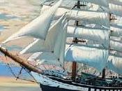 Schema punto croce: Barca mare_2