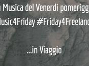 #Music4Friday viaggio verso Torino