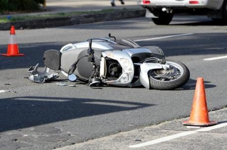 incidente in scooter