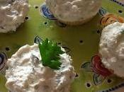 Mini cheesecake salati alle erbe