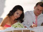 Matrimonio civile: Abito Sposa Testimoni, Guida!