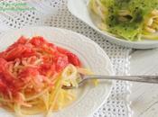 Spaghetti frutta