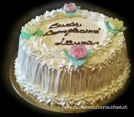 Torta Compleanno Laura.Buon Compleanno Laura Paperblog