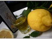 Succo dorato: Olio limone Fondo Miucia Isidis