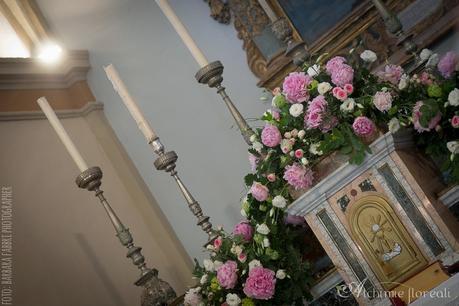 Come decorare la chiesa per il matrimonio paperblog - Decorare un muro ...