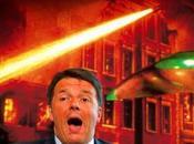 """Quello renzismo dice (230) clamoroso autogol mediatico Matteo Renzi """"populista dall'alto"""" contra casta pronto usare """"lanciafiamme"""" contro Partito. Riflessioni considerazioni pillole dopo l'intervista della Gruber."""