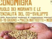 Modena festa delle Associazioni modenesi Cooperazione internazionale