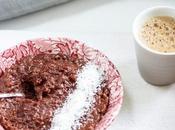 Porridge cacao