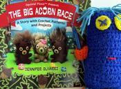 Acorn Race: libro amigurumi racconto