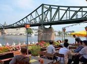 Francoforte all'aperto: locali gettonati d'estate