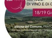 EatPrato: anni vino Carmignano
