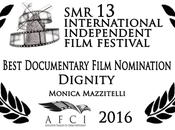 """Dignity"" finale all'SMR International Independent Film Festival!"