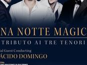 """VOLO: luglio Piazza Santa Croce Firenze """"UNA NOTTE MAGICA"""" Tributo Tenori"""