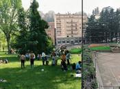 parco urbano Piazza Repubblica?