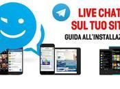 Come aggiungere Live Chat sito