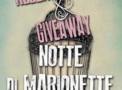 "Release Party&Giveaway: ""Notte Marionette Torte"" Laini Taylor. Commenta copia cartacea primi romanzi della serie!"