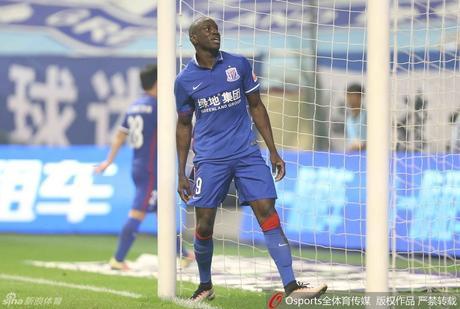 Csl 16 turno il guangzhou affossa lo shandong for Gioco dello shanghai