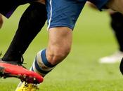 Calcio. infortuni frequenti