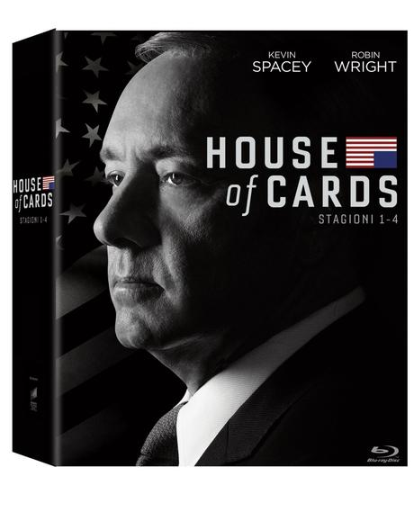 "Le novità Universal Pictures Home Entertainment: ""House of Cards – Stagione 4"" e ""Ave, Cesare!"""