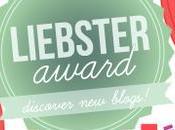 Liebster Award Nomination