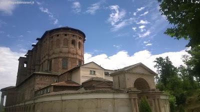 Il Santuario, il Vescovo e l'Architetto