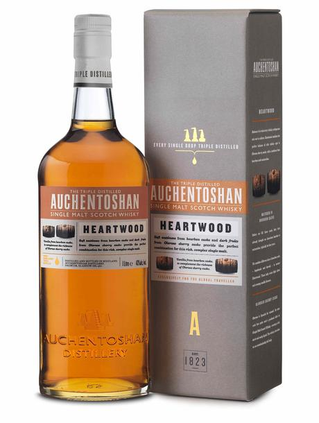 HEARTWOOD MASTER auchentoshan whisky www.caskstrength.net whisky blog review tasting notes