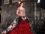 Dolce Gabbana Napoli festeggiare anni attività.
