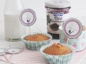 Muffin marmellata alle more