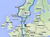 Mappa Viaggio Norvegia 2016