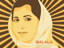Malala singolo Rabbi Dark Side.