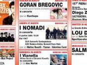 Castagnole Delle Lanze (AT), agosto 2016, terrà Festival Contro