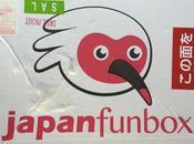 svelo l'interno della JapanFunBox