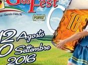 Gerundium Fest Casirate D`Adda (BG) 2016: 19/8 Sunny Boy, 20/8 Sismica Latin Dance, 21/8 Domani Smetto