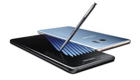 Samsung Galaxy Note 7: arrivano altre foto e conferme sulle specifiche a pochi giorni dalla presentazione ufficiale Samsung-Galaxy-Note7-Press-768x444